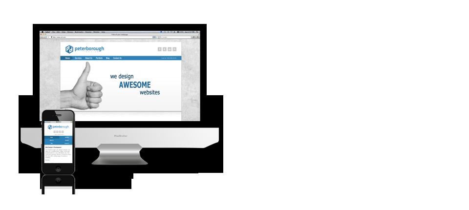 Web Design Peterborough Ontario